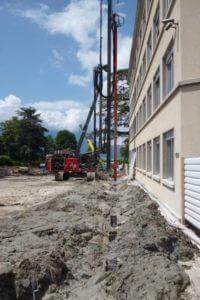 Geomix / Deep Soil Mixing /