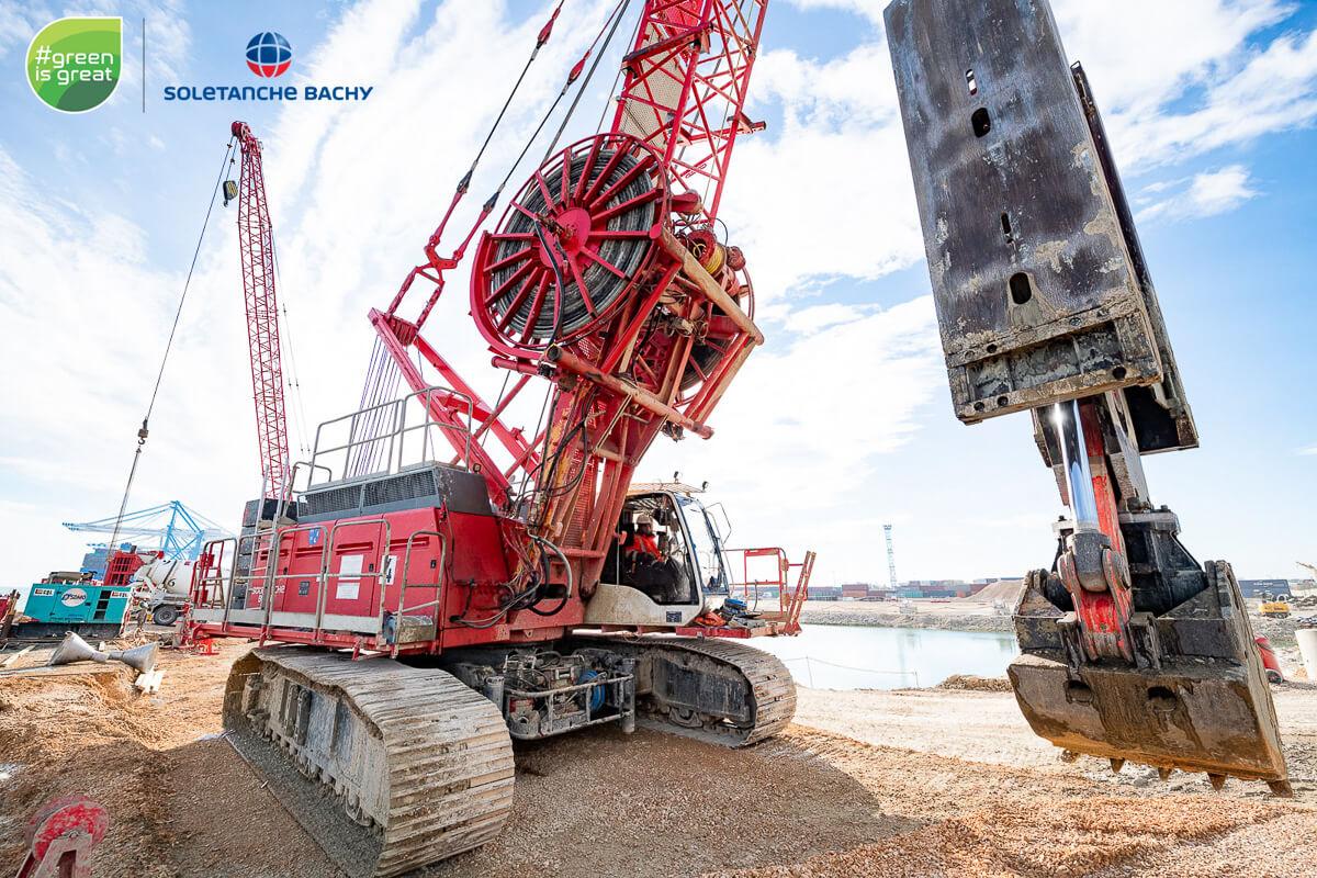 diminuer notre consommation de carburant et de ciment, et mieux valoriser nos déchets de chantier